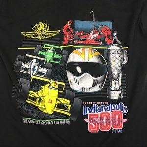 Vintage Indy 500 t-shirt single stitch size XL
